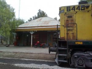 Estación Albardón